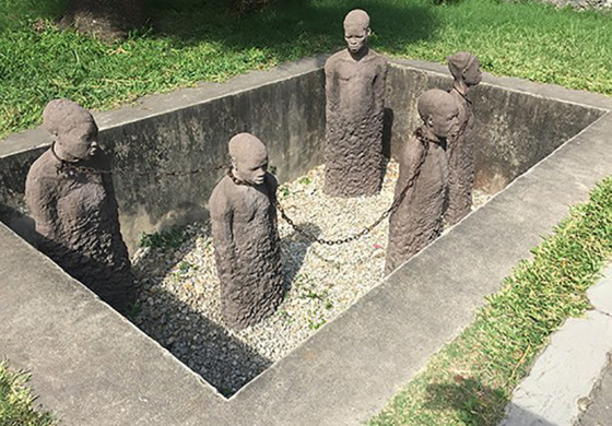 A special contribution to The Source, ahead of Black History month, Part 1 – Slavery and slave trade: A forgotten dark history